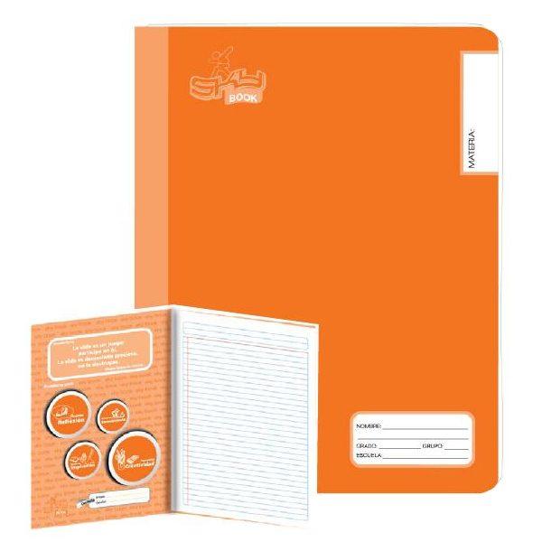 Cuaderno profesional cosido colors sky book
