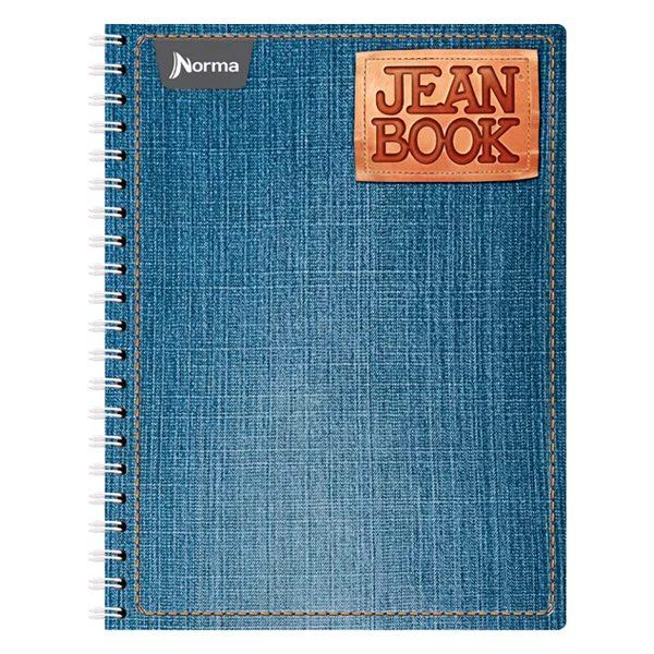 Cuaderno profesional de espiral Jean Book Norma