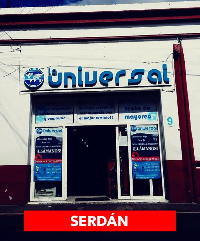 La Universal Papelerias - Sucursal Ciudad Serdán (1)