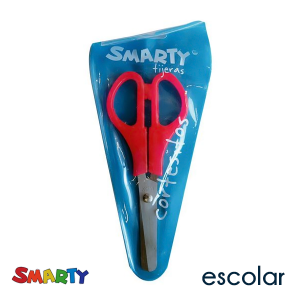 Tijera escolar Cortesitos marca Smarty